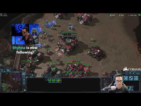 Mass Widow Mine Into Battlecruiser TvZ
