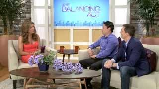 "Yoli Better Body System on Lifetime TV ""The Balancing Act"""