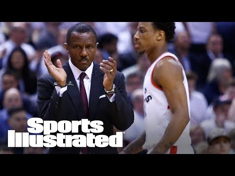 Raptors' Dwane Casey Voted Coach Of The Year By Coaches Association | SI Wire | Sports Illustrated