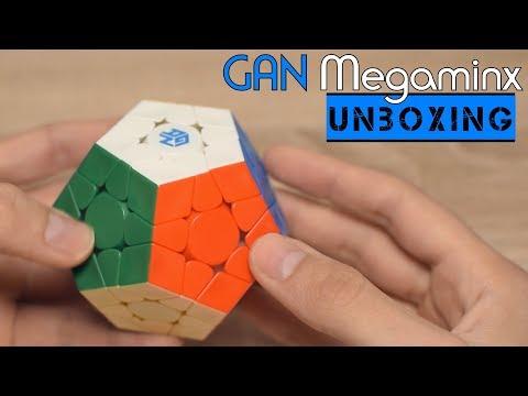 GAN Megaminx   Cubikon.de Unboxing