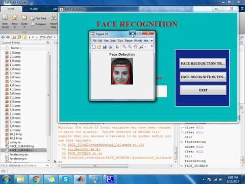 Face Recognition Based On Edge Detection Algorithm Using Matlab