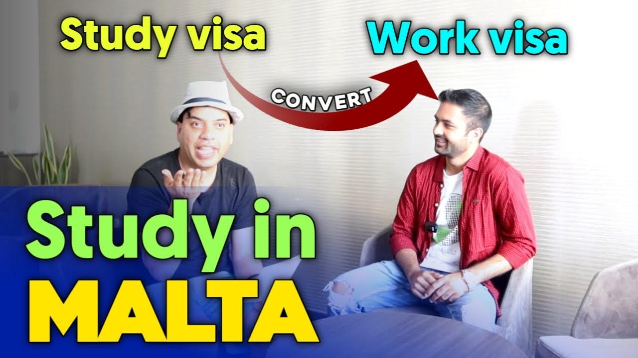 STUDY IN MALTA 2021 | COMPLETE PROCESS | DOCUMENTS & FUNDS FOR STUDY IN MALTA | STUDY IN MALTA 2021