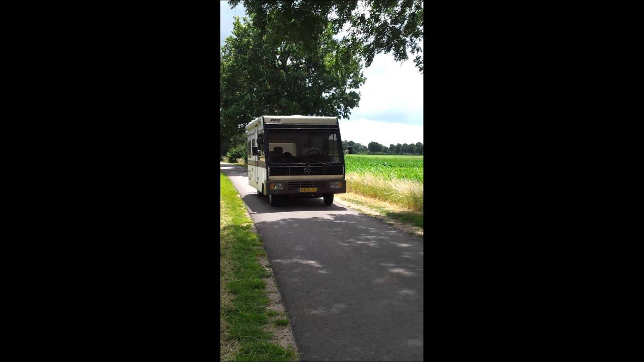 Camping Car Ffb Video