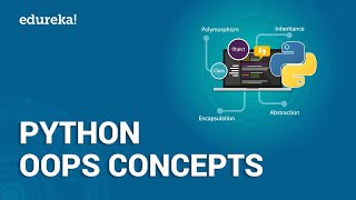 Python OOPS Concepts | Python OOP Tutorial | Python Classes and Objects | Python Tutorial | Edureka
