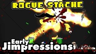 ROGUE STACHE - Big Sweaty Eyeballs