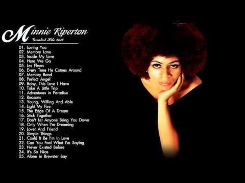 Minnie Riperton Greatest Hits  Best  Of Minnie Riperton