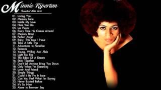 Minnie Riperton Greatest Hits - Best Songs Of Minnie Riperton