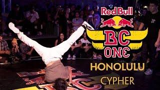 BC One Cypher Honolulu Hawaii 2015 YAKFILMS