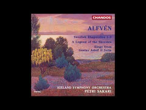 Hugo Alfvén : Swedish Rhapsody No. 3 for orchestra 'Dalarapsodi' Op. 47 (1931)