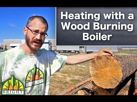 Heating a Greenhouse with Wood