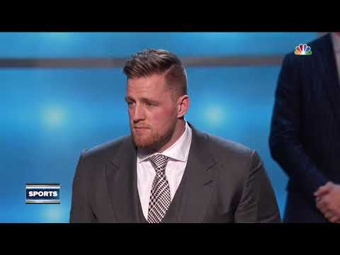 J.J. Watt's Parents Amazed By Son's Man Of Year Honor