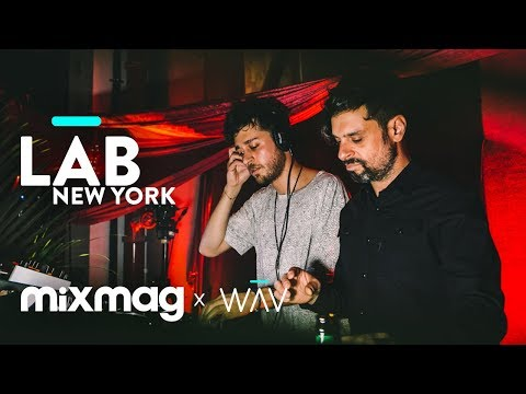 SAGA IBIZA takes over The Lab NYC with BEDOUIN all original new music