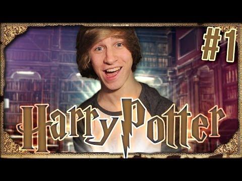 NIEUWE SERIE! - Harry Potter en de Gevangene van Azkaban - Part 1