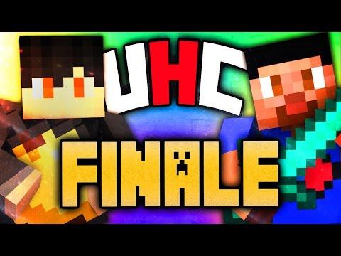 Minecraft UHC #6  (Season 17 FINALE) - ULTRA HARDCORE