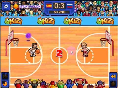 Basketball Fury Kizi Youtube