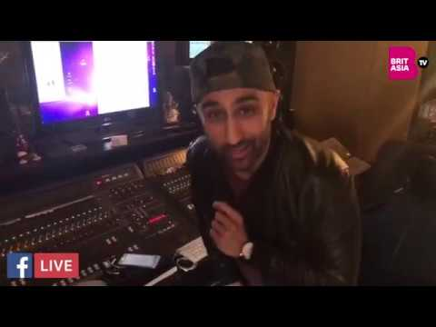 Bups Saggu shows us how he made Black Magic LIVE from the studio!