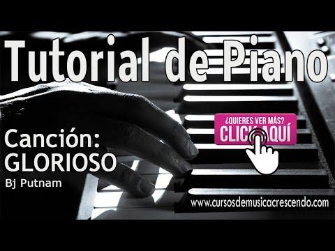 Glorioso BJ Putnam Tutorial de Piano