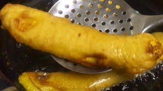 ചായക്കടയിലെ പഴം പൊരിയുടെ രഹസ്യം ഇതാണ്-pazhampori -പഴംപൊരി-evenings Snacks-Special Recipe-Banana Fry