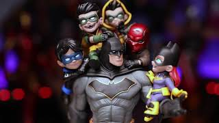 Collectible Spotlight: Batman Family By Quantum Mechanix