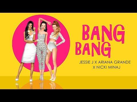 The Sims 3 Machinima-Bang Bang by Jessie J, Ariana Grande, Nicki Minaj