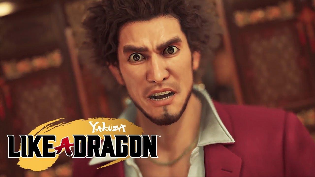 yakuza like a dragon ps4 english