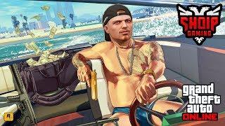GTA 5 SHQIP - I Hargjova krejt Milionat !! - SHQIPGaming