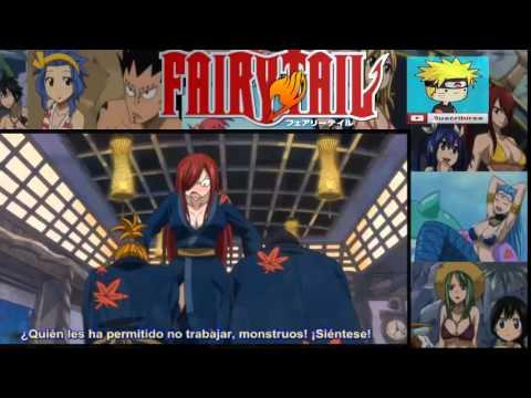 Momentos Divertidos Fairy Tail Ova's   Sub. Español
