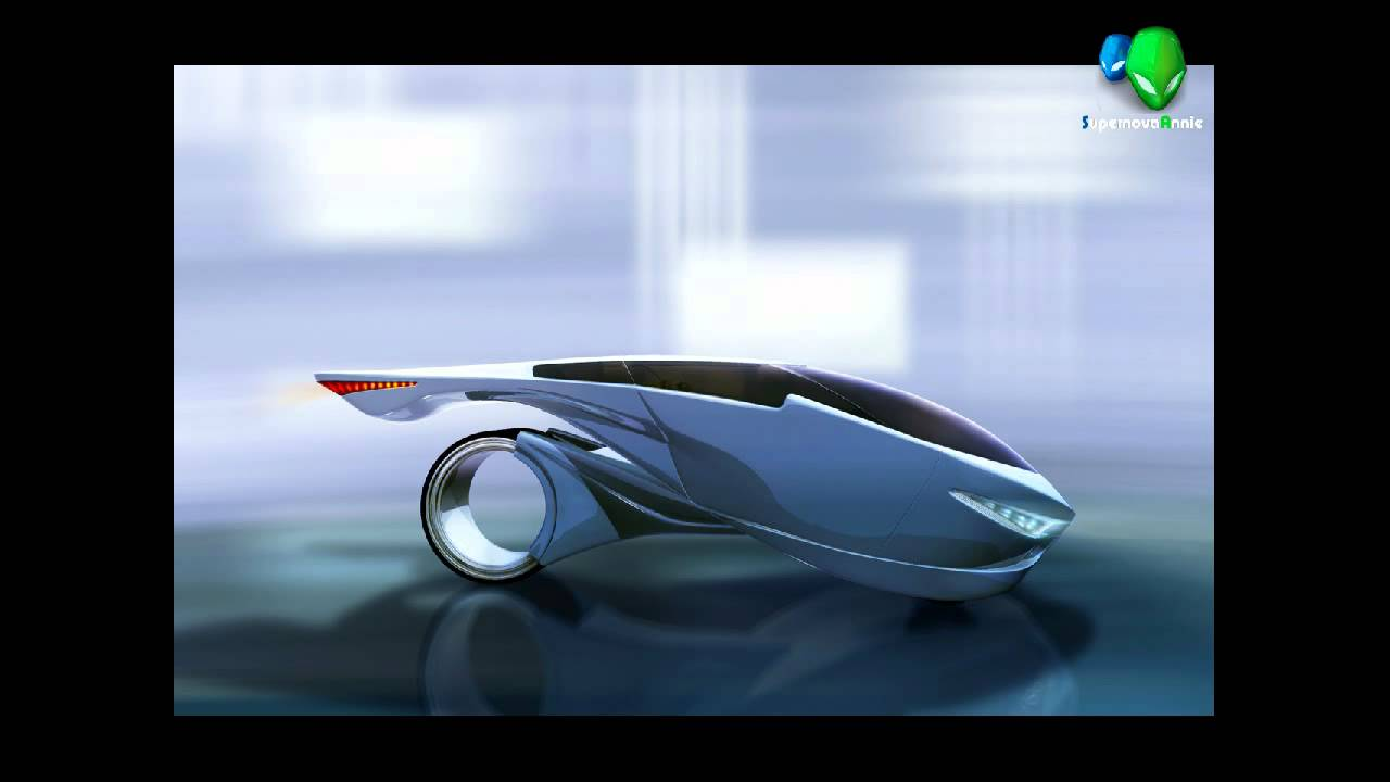 Coolest Future Concept Vehicles YouTube - Cool cars in the future