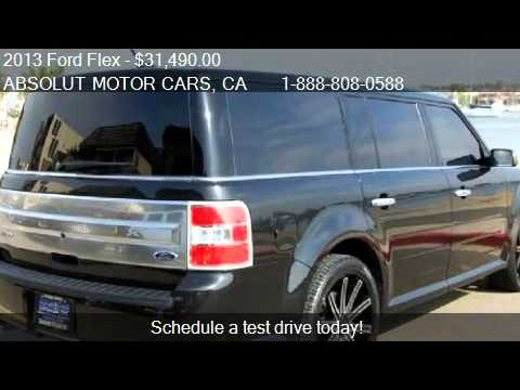 Ford Flex Limited Fwd For Sale In Costa Mesa Ca