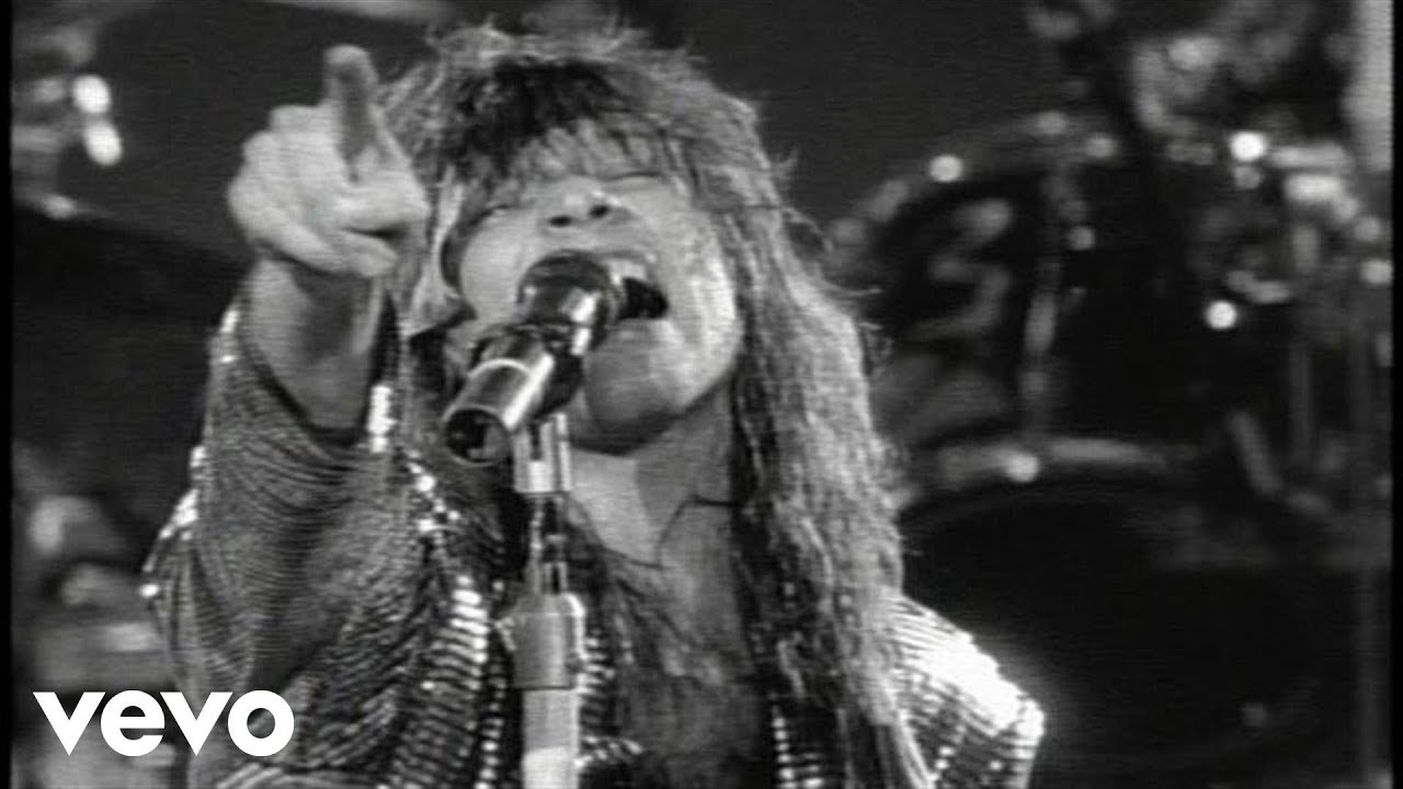Flashback Video: 'Wanted Dead or Alive' by Bon Jovi