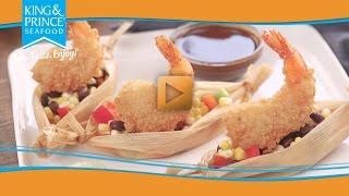 Crispy Shrimp Nuevo