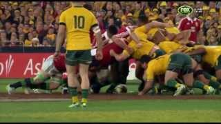BRITISH & IRISH LIONS TOUR 2013 : HIGHLIGHTS