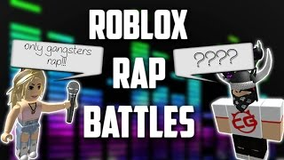 ROBLOX RAP BATTLES