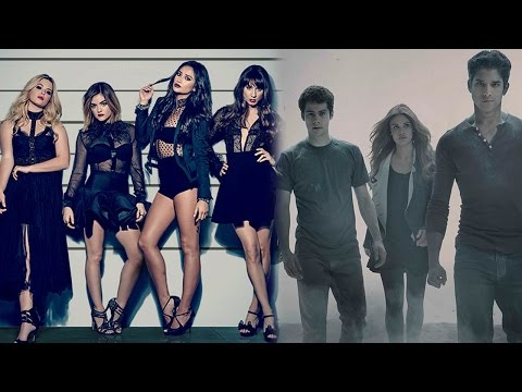 Pretty Little Liars & Teen Wolf Among 2nd Wave of Teen Choice Award Nominations