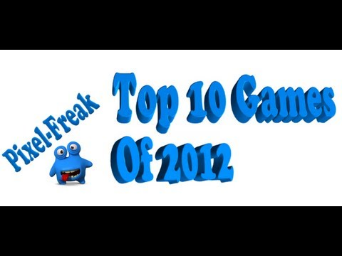 Top 10 Android Games Of 2012