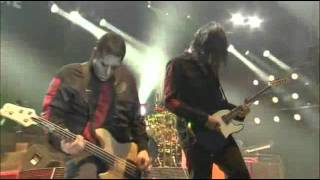 Slipknot Vermillion Live Download Festival 2009
