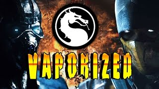 VAPORIZED - WEEK OF! Scorpion & Sub-Zero Part 3: Mortal Kombat X (Online Ranked)