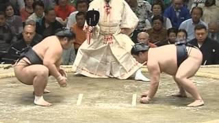 Летний (майский) турнир по Сумо 2012: Нацу Басё 10-12 дни / SUMO Natsu Basho 2012