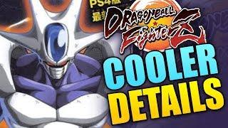 COOLER Release Date & Super Breakdown! - Dragon Ball FighterZ