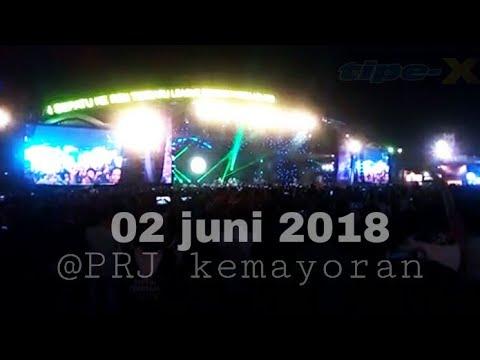 TipeX @PRJ kemayoran    we are Xfriends