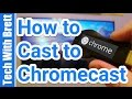 What is a Chromecast Device and How to Cast | Chromecast 101