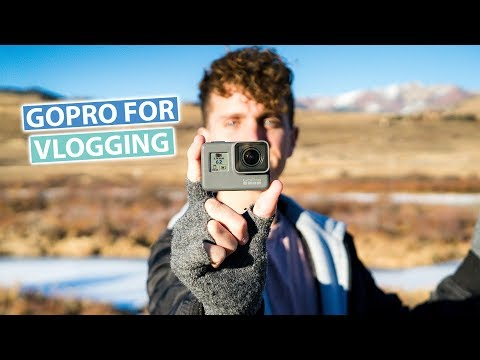 Can You Use The GoPro Hero 6 for Vlogging?