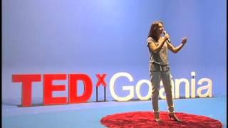Geração, Comunicação e Motivação: Flaviane Perillo at TEDxGoiânia
