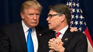 Energy Secretary Rick Perry to resign, according to White House