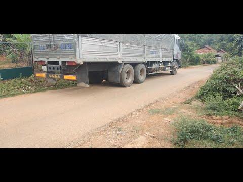 Download Bán xe tải thùng cũ Chenglong 3 chân 2017 xe tại Cao Bằng