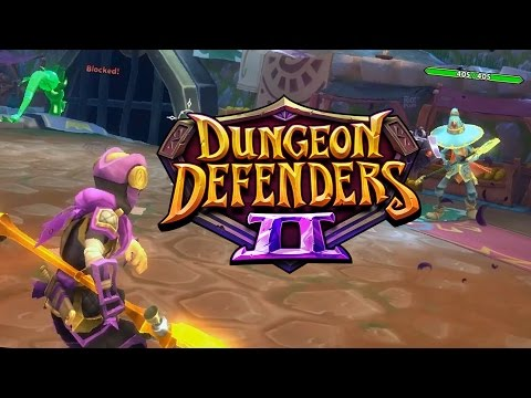 DET NYE BLOONS?! Norsk Dungeon Defenders 2