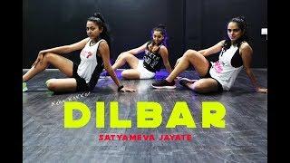 DIlbar - Neha Kakkar | Dance Cover | Satyameva Jayate | Mohit Jain's Dance Institute MJDi