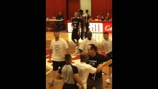 VIDEO COACH GREGG MARSHALL Wichita st blows up in refs face then gets ejected