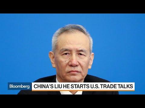 China's Liu He Urged to Halt Unfair Trade