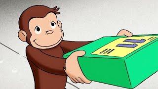 好奇的喬治 🐵Curious George Chinese 🐵越幫越忙 🐵第1季 🐵动画片 🐵卡通 🐵动画 🐵Cartoon 🐵Animation
